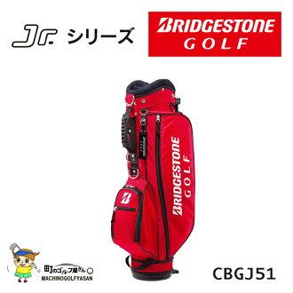 普利司通小...系列 CBGJ51 高爾夫球袋 CBGJ51 普利司通高爾夫日本球童袋小原軸