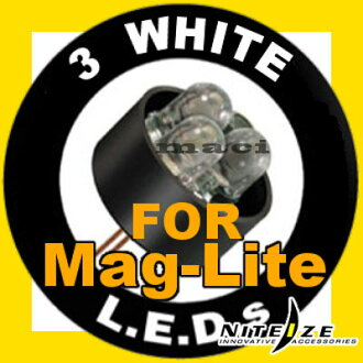 MAGLITE led Maglite niteize LED upgrade mods MAG-LITE miniMAG mini Maglite mini Mag light