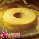 Moist soft and fluffy Baumkuchen S [refrigeration service] of madam Shinko [RCPsuper1206] [auspicious decoration for gifts, lapping impossibility] [SSspecial03mar13_food]