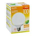 ショッピング比較 ELPA(エルパ) ボール電球形 蛍光ランプ 100W形 電球色 EFG25EL/21-G102H【送料無料】クーポン 配布中 【メーカー直送 代引き・期日指定・ギフト包装・注文後のキャンセル・返品不可 ご注文後確認時に欠品の場合、納品遅れやキャンセルが発生します。】
