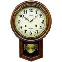ショッピング電波 アンティーク電波振り子時計(丸型) DQL623【送料無料】クーポン 配布中 【メーカー直送 代引き・期日指定・ギフト包装・注文後のキャンセル・返品不可 ご注文後確認時に欠品の場合、納品遅れやキャンセルが発生します。】