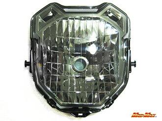 상품 신고 후에 주시면!!!! ZOOMER-X/JF52/ズーマー X 헤드라이트 ASSY (스모크 렌즈)