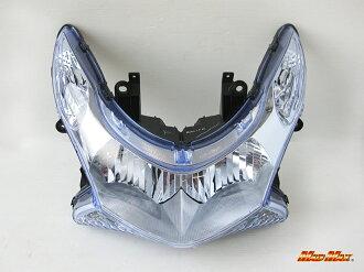 상품 신고 후에 주시면!!!! 태국 직 수입 PCX125 (JF28) 순정 헤드라이트 Assy 스모크 렌즈
