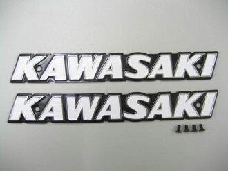 상품 신고 후에 하시면!! KAWASAKI 대 탱크 엠 블 럼