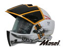 【50%OFF!!】楽天スーパーセール!【送料無料!!】Masei ジェットヘルメット ロボヘル911 NAVY HELMET