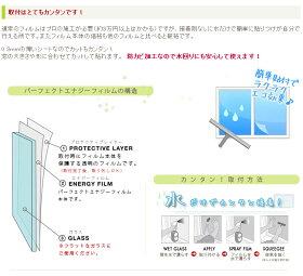 《即納可》アウトレット/パーフェクトエナジーエコフィルムクリア/[W122×H100cm/ウィンドウフィルム激安ワケあり取り付け簡単!紫外線カット/防カビ加工水回りにも使えます[窓節電窓飾りシート断熱遮熱フィルムガラスフィルム]