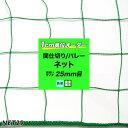 【NET29】「バレー・間仕切りネット」グリーンカーテン/緑のカーテン用[440T〈400d〉/44本 100mm目]幅301〜400cm丈201〜300cm/《約10日後出荷》