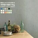 漆喰 簡単 ぬり壁 ひとりで塗れるもん/11kg トイレ程度...
