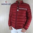 モンクレール MONCLER メンズ ダウンジャケット ダウン アウター ライトダウン 4036194 C0019 / 420 / レッド 赤 サイズ:3/6