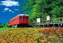 ジグソーパズル 1000ピース 花咲く幸福駅