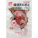 【 国産 豚 使用 】 味付 コラーゲン たっぷり 国内産 豚足 10本 ( とんそく )しょうゆ味 珍味