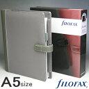 fILOFAX ファイロファックス スケッチ オイスター A5 システム手帳
