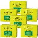 【即納可】シトラミンC 60袋 6個商品の期限は2018年3月常盤薬品 ノエビアグループ トキワ