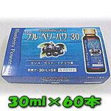 【即納可】リニューアル!!newブルーベリーパワー30・60本【楽ギフのし】