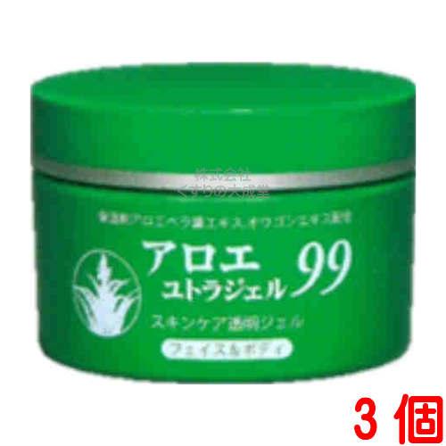 【あす楽対応】アロエ ユトラジェル 99 3個廣昌堂ユトラ ジェル