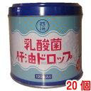 西海製薬乳酸菌 肝油ドロップ 120粒 20個肝油ドロップ(オレンジ風味)