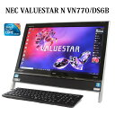 【送料無料】NEC VALUESTAR N VN770/DS6B PC-