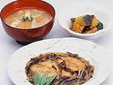 ニチレイカロリーナビ240 かじきと野菜の照り煮セット