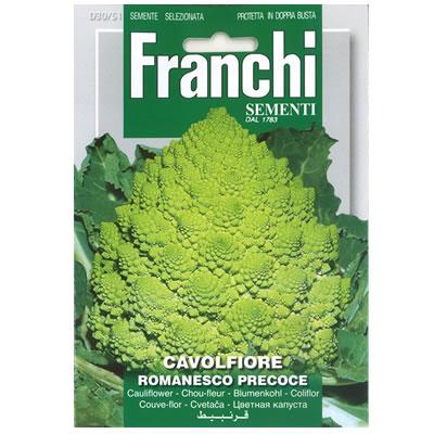 Franchi社 カリフラワー・ロマネスコ