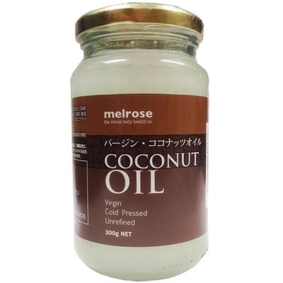 Melrose coconut oil