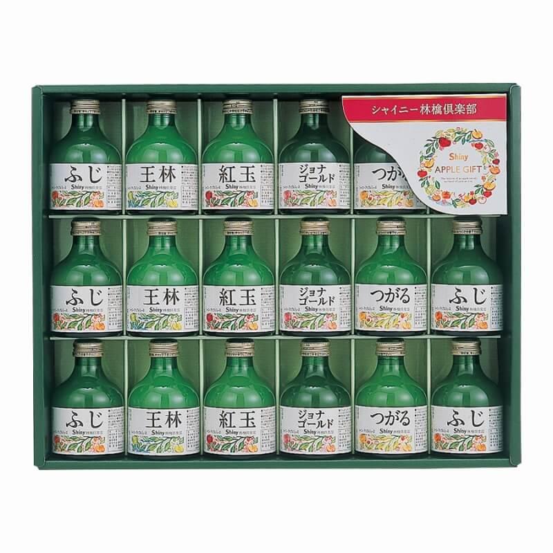 シャイニー りんごジュースギフトセット SA-3...の商品画像