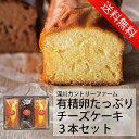 深川カントリーファーム 有精卵たっぷりチーズケーキ3本セット...