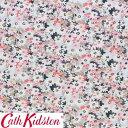 Cath Kidston キャスキッドソン 生地 コットンファブリック<Painted Daisy Multi>(ペインテッドデイジー マルチ)PAINTED-DAISY