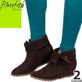 ブローフィッシュ ブーツ ショート ショートブーツ インヒール アンクルブーツ ブーティ Blowfish SCRIPT