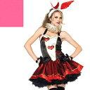 ハロウィン コスプレ レディース バニー バニーガール アリス 不思議の国のアリス 仮装 衣装 大人 セクシー ディズニー Tea Party Bunny [S]