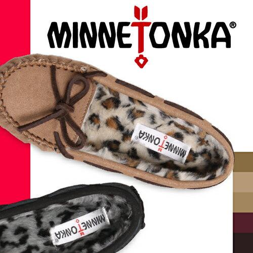 [最終SALE8,640円→5,990円] ミネトンカ モカシン ボア キミー ケイシー …...:maido-selection:10002285