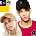 [最終SALE4,104円→2,960円] ニューエラ NEW ERA キャップ 帽子 ニューヨークヤンキース ミニロゴ ベースボールキャップ メンズ レディース ブランド 黒 白 ブラック ホワイト ネイビー 9TWENTY New York Yankees Mini Logo [メール便発送]