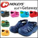 [送料無料] ホーリーズ キッズ ゲータウェイ HOLEYS Kids Gateway クロックス crocs 女の子 男の子 サンダル セール [在庫限り][アウトレット]