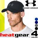 アンダーアーマー UNDER ARMOUR キャップ ランニング ゴルフ メッシュ メンズ 帽子 大きめ 大きいサイズ Storm Headline Cap 1291853 [メール便発送]
