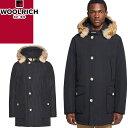 ウールリッチ WOOLRICH アークティックパーカ ダウン ダウンコート ダウンジャケット メンズ ブランド 大きいサイズ ロング 撥水 黒 ブラック ARCTIC PARKA DF WOCPS2880 UT0108