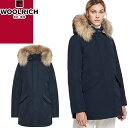 ウールリッチ WOOLRICH アークティックパーカ ダウン ダウンコート ダウンジャケット レディース ロング 大きいサイズ 撥水 冬 紺 ネイビー LUXURY ARCTIC PARKA WWCPS2833 UT0573
