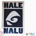ハワイ ステッカーハレナル ミラータイプ(小)【ハワイアン雑貨】【ハワイ雑貨】【DM便・ネコポス対応可】