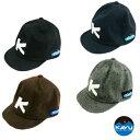 《KAVU/カブー》 K'S BASEBALL CAP【日本製】