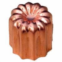 【まとめ買い】銅カヌレ型【20個セット】