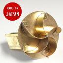 【パン道具】カイザーロール(カイザーゼンメル)【真鍮】