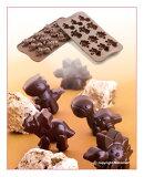 【シリコマート】チョコレート型・シリコンモールド・DINO