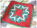 【ハワイアンキルトに挑戦!】【クリスマス】憧れのタペストリー作成キット02P05Dec15