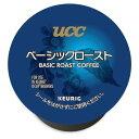 UCC)キューリグ ベーシックロースト Kカップ 8g×12個