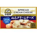 小岩井ぬるクリームチーズ 100g×【12個セット】