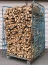 ナラ乾燥薪36cm大中割110束(770kg)【ご予約可能】薪ストーブ、暖炉用の定番|規定乾燥期間6カ月以上|日祝配達不可|午前午後「希望」のみとなります