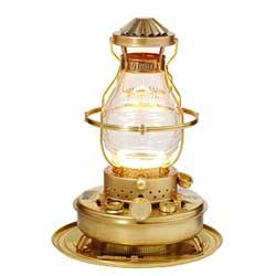 「エントリーでポイント10倍!12月1日9:59まで!」【送料無料】真鍮製の美しい石油ストーブ|日本船燈(ニッセン) 石油ストーブ ゴールドフレーム IS−3