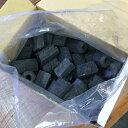 (国産)柏炭 炭じいのお炭つき BBQ用オガ炭1級 5k