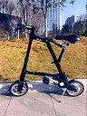 Bicycle A型bike 折りたたみ自転車 スポーツ ア...