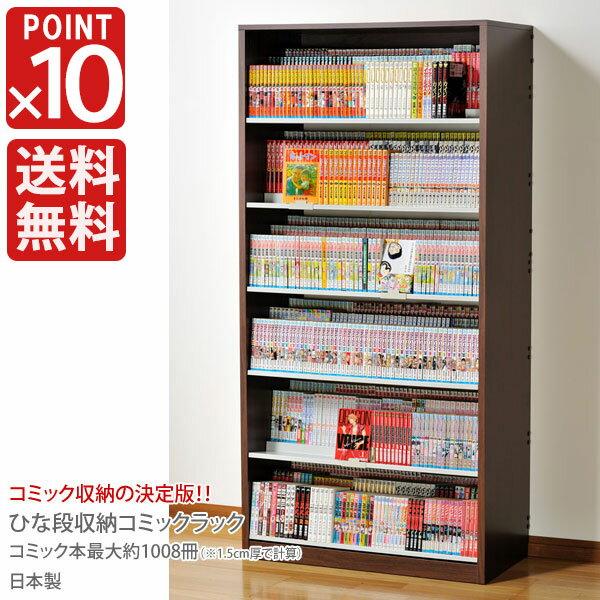 Malsyo Rakuten Global Market Comic Bookshelf Uneven