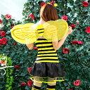 【羽単品】妖精 羽 ウィング ハチ 蜜蜂 コスプレ コスチューム用 Wing