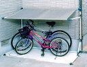 【送料無料】サイクルガレージ CG-1000[自転車置き場/小型バイク/二輪車/雨よけ/ガレージ/ベランダ/屋外収納/smtb-s]【アイリスオーヤマ】【RCP】